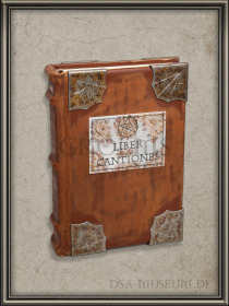 DSA_Schwarze_Auge_Museum_Limitiert_Liber_Cantiones_Crafted_Collectibles_Deluxe
