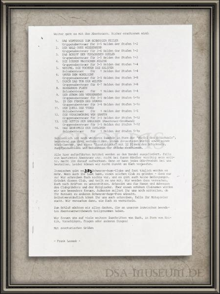 DSA_Schwarze_Auge_Museum_Nachrichten_Aventurien_1985_S2