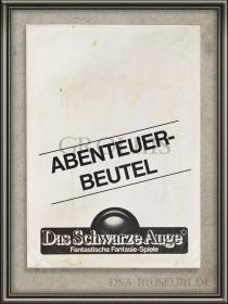 DSA_Schwarze_Auge_Museum_Selten_Abenteuer-Beutel_Schmidt