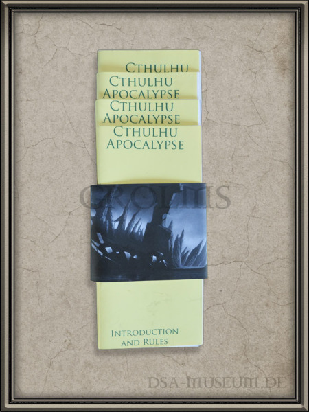 DSA_Schwarze_Auge_Museum_Trail_Cthulhu_Apocalypse_Graham_Limited