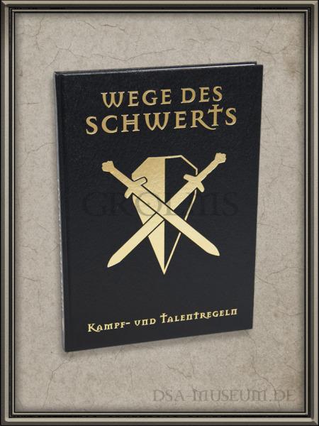 DSA_Schwarze_Auge_Museum_Wege_des_Schwerts_schwarze_Verlagsausgabe_Limitiert