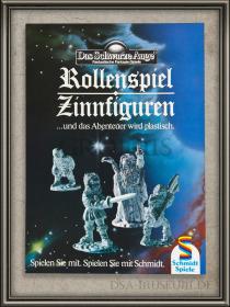 DSA_Schwarze_Auge_Museum_selten_Schmidt_Zinnfiguren_Katalog_Prospekt