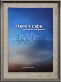 Drakensang Promo-Flyer von Radon Labs