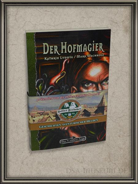 """Der Roman """"Der Hofmagier"""" als spezielle Drakensang-Promotion"""