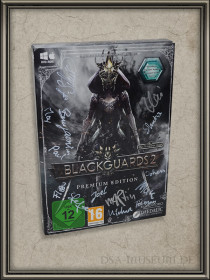 Blackguards 2 Charity-Auktion Collector's Edition