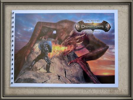 Drakensang Messe-Katalog Selected Artworks