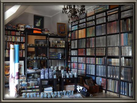 Die DSA-Sammlung (zumindest 90 %) auf einem Bild (Stand: Mai 2015)