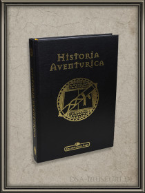 Historia Aventurica Limited Editon: Herstellungsfehler-Ausgabe