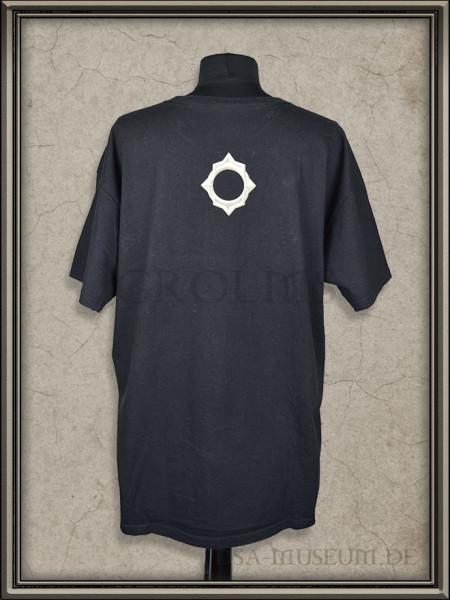 Herokon Online Promo T-Shirt für die Gamescom 2012 Messe: Rückseite