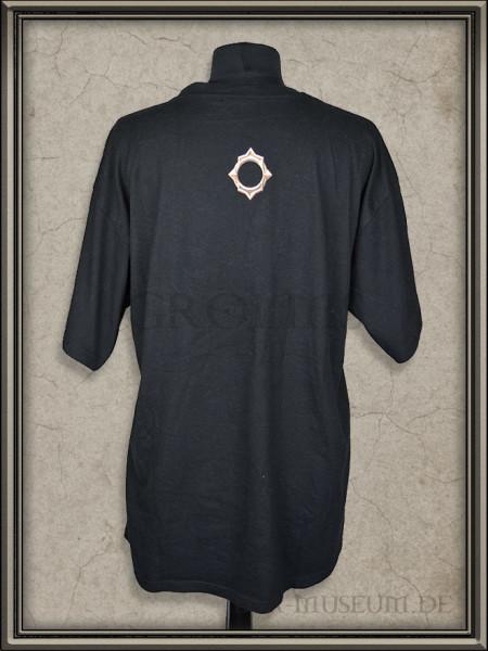 Herokon Online Promo T-Shirt für die RPC 2012 Messe: Rückseite