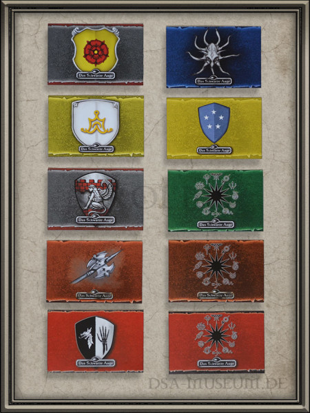 "Alveraniare Stempelkarten (""Alveraniarskärtchen"")"