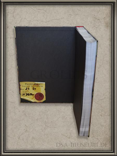 Call of Cthulhu | Spielleiter-Handbuch Pegasus Spiele Verlagsausgabe Plakette