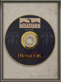 Myranor Computerspiel Promo CD