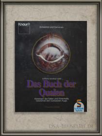 """DSA 1-Coverentwurf """"Das Buch der Qualen"""""""