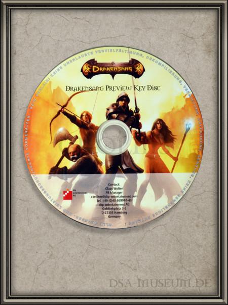 Drakensang Closed-Beta Preview DVD