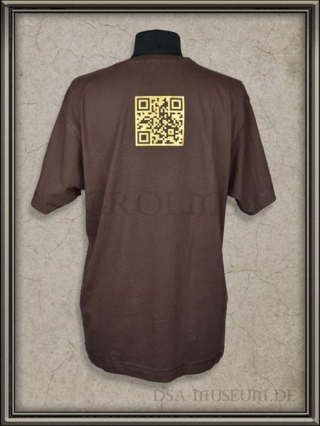 Erdenstern Herokon Online T-Shirt (hinten)
