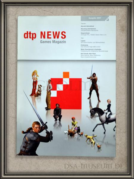 Drakensang dtp News Magazin 2007