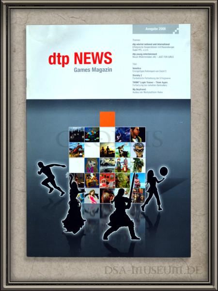 Drakensang dtp News Magazin 2008