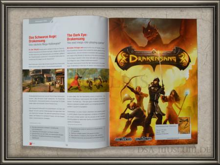 Drakensang dtp News Magazin 2008 Innen