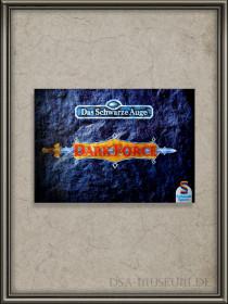 Werbeposter Dark Force - Duell um Aventurien