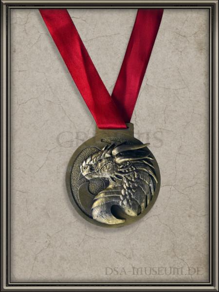 Goldmedaille zum Kaiser Raul Konvent 2017 Aventuria Turnier