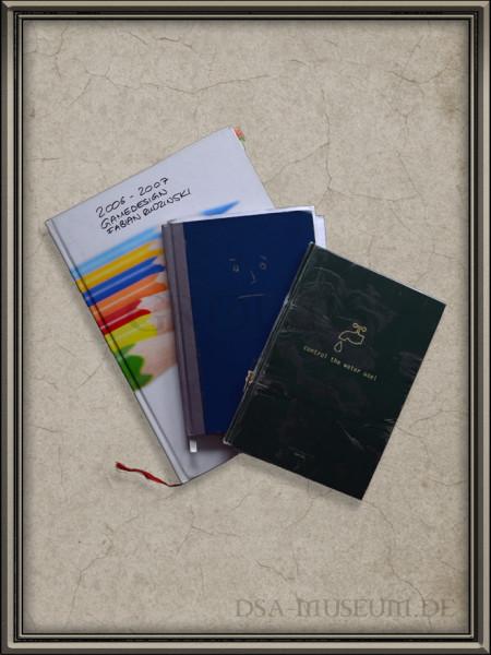 Drakensang Story Design Books Sammlung