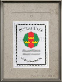 Myraniare Ausweiskarte