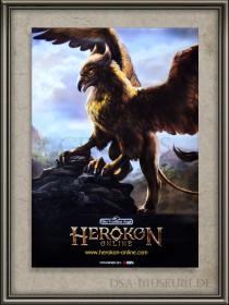 Herokon Online Messeposter