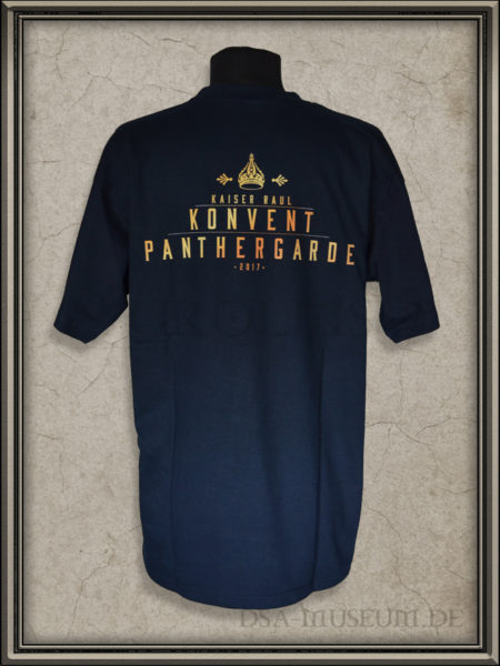 KRK 2017 Panthergarde T-Shirt Rückenseite
