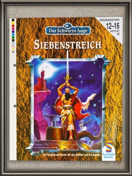 DSA_Schwarze_Auge_Museum_Druckfahne_Korrekturabzug_Siebenstreich_Schmidt_Vorab-Cover