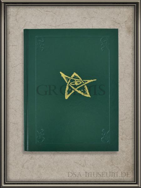 DSA_Museum_Schwarze_Auge_Call of Cthulhu | 20th Anniversary Gen Con Edition (gold Elder sign)