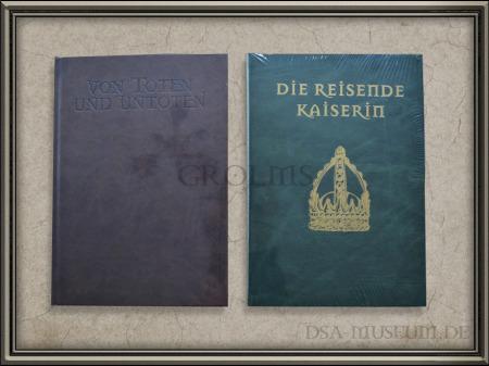 DSA_Schwarze_Auge_Museum_Reisende_Kaiserin_Von_Toten_Untoten_Limitiert