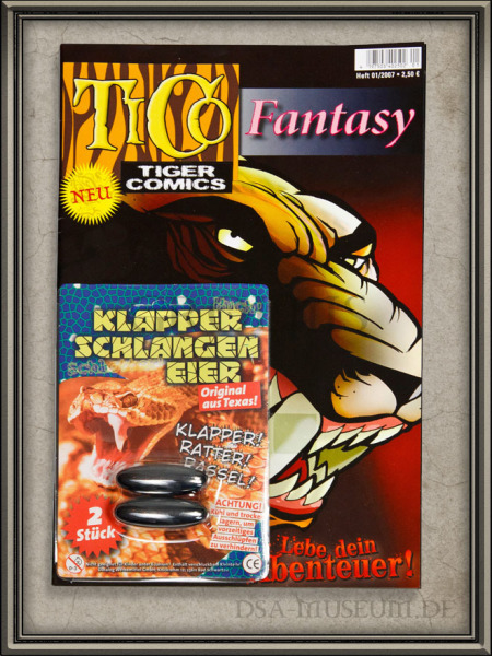 DSA_Schwarze_Auge_Museum_Selten_TiCo_Fantasy_Comic
