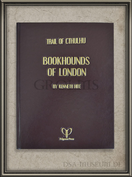 DSA_Schwarze_Auge_Museum_Trail_Cthulhu_Bookhounds_Leatherbound_Limited