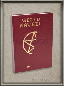 DSA_Schwarze_Auge_Museum_Wege_der_Zauberei_Fehldruck