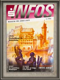 DSA_Schwarze_Auge_Museum_Zeitschrift_Magazin_Sparkasse_Infos_1986
