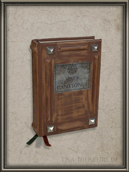 Liber-Cantiones-Limitiert-Crafted-Collectibles-Erstauflage