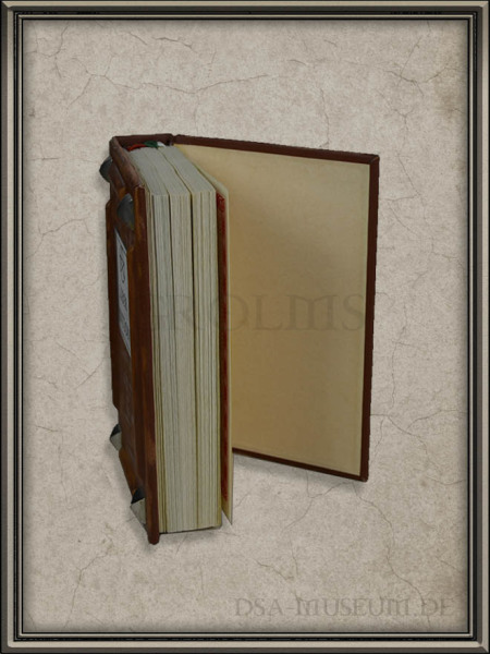 "Liber Cantiones: Crafted Collectibles-Edition ""Die Edle"" Erstauflage – Innenansicht"