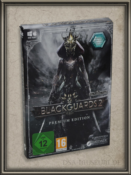 Blackguards 2 - Press Kit