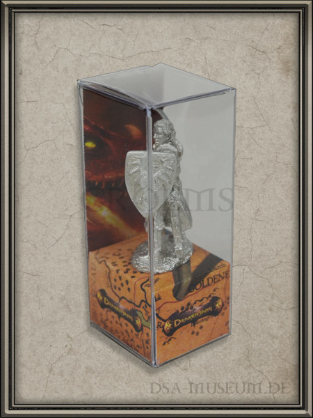 Drakensang Individual Edition (Limited Collectors Edition Sonderausgabe) - Zinnminiatur Lindwurmtöter