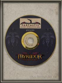 Myranor Computerspiel Promo CD