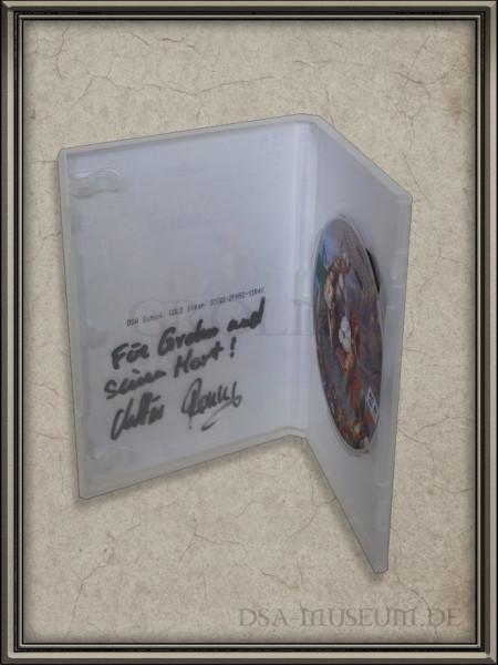 Die Schicksalsklinge (Neuauflage) Museum Standard Edition Innenansicht