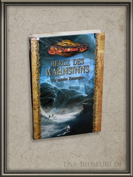 Berge des Wahnsinns Startnext-Kampagne Hardcover Standardausgabe