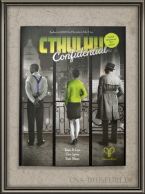 Cthuluhu Confidential Special Dragonmeet Edition